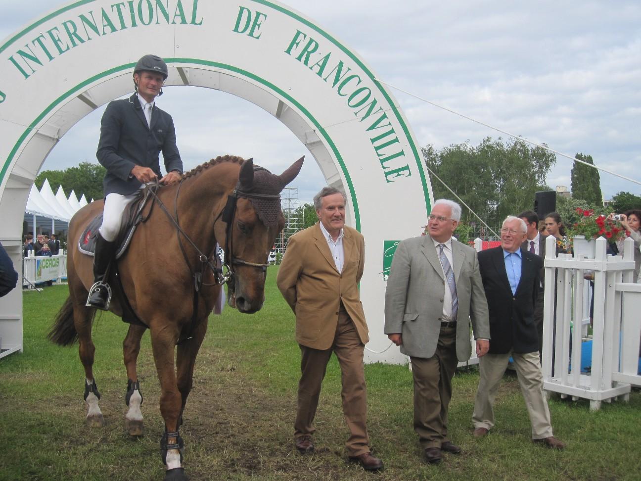 centre equestre franconville